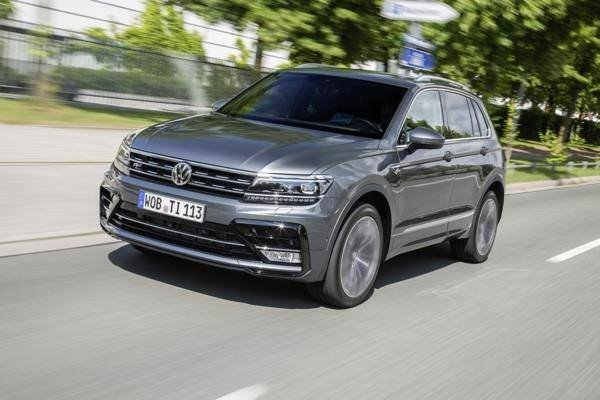VW Tiguan'da performans seçenekleri
