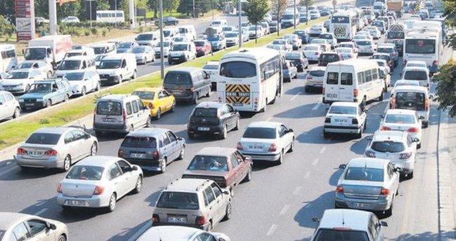 Başkent trafiğine '29 Ekim' düzenlemesi