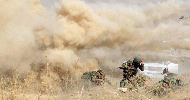 AA ekibi Musul'da büyük tehlike atlattı