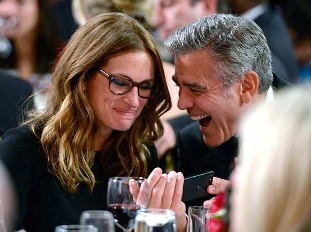 George Clooney ve Julia Roberts yeniden bir arada