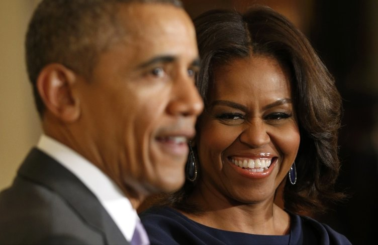 Michelle Obama'ya ırkçı benzetme yapan sunucu kovuldu