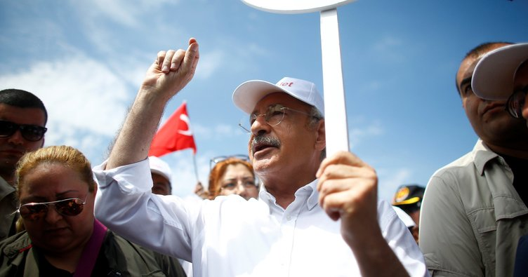 Canikli: Yürüyüş FETÖ'ye destektir