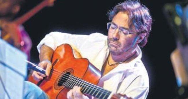 Dünyaca ünlü gitar virtüözü Al Di Meola geliyor