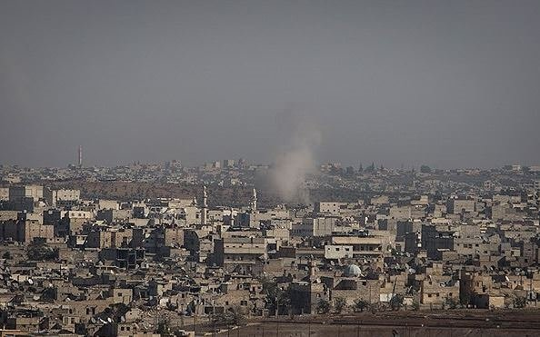 Halep'te her şeye rağmen yaşam