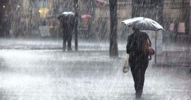 Meteoroloji'den Kırklareli için kuvvetli yağış uyarısı!