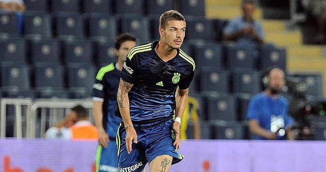 Neustadter: Umarım Galatasaray'a gol atarım
