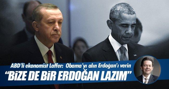 ABD'li Ekonomist Laffer: Türk ekonomisi inanılmaz iyi