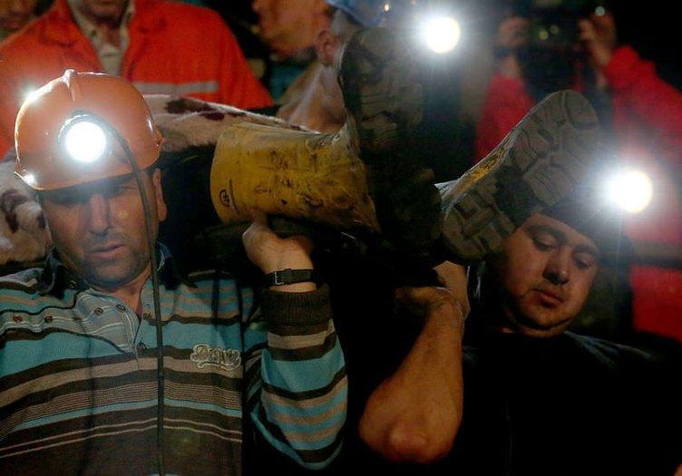 Türkiye'de yaşanan maden faciaları