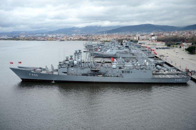 İşte Türkiye'nin Donanma Komutanlığı
