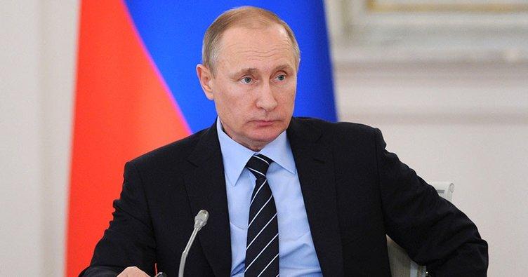 Rusya Devlet Başkanı Putin: Yaptırımlar kaldırılmalı!