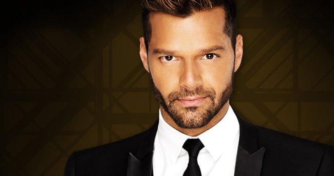 Bayramda Ricky Martin