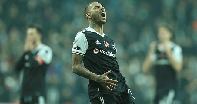 Beşiktaş'a puan için 'tek devre' yetiyor