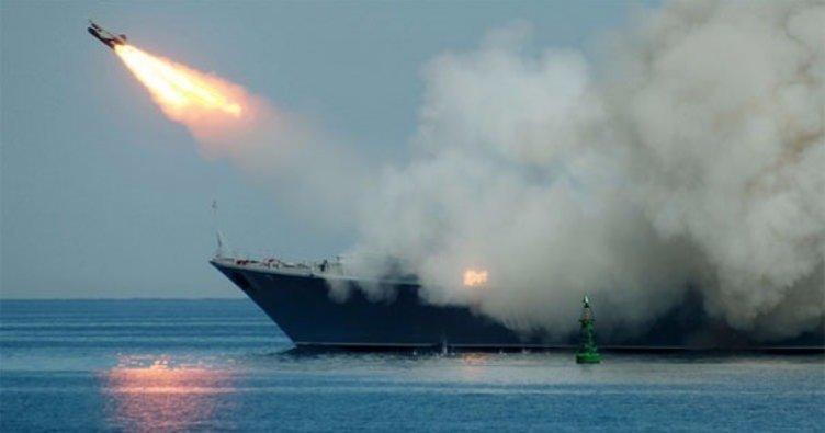 Rusya, Cruise füzesi fırlatmadan Türkiye'yi uyardı