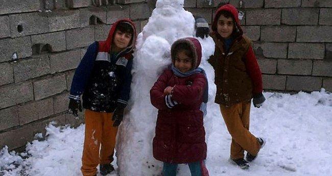 Okullara kar tatili