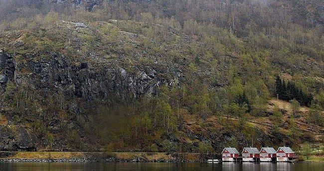 Norveç'te toprak kayması: 3 ölü