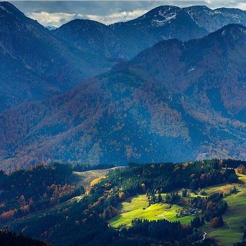 Dünyanın en güzel doğa parkları