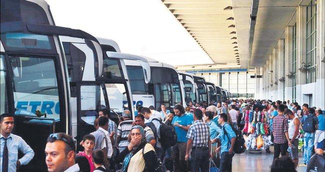 Tatil 9 gün oldu AŞTİ rekor kırdı