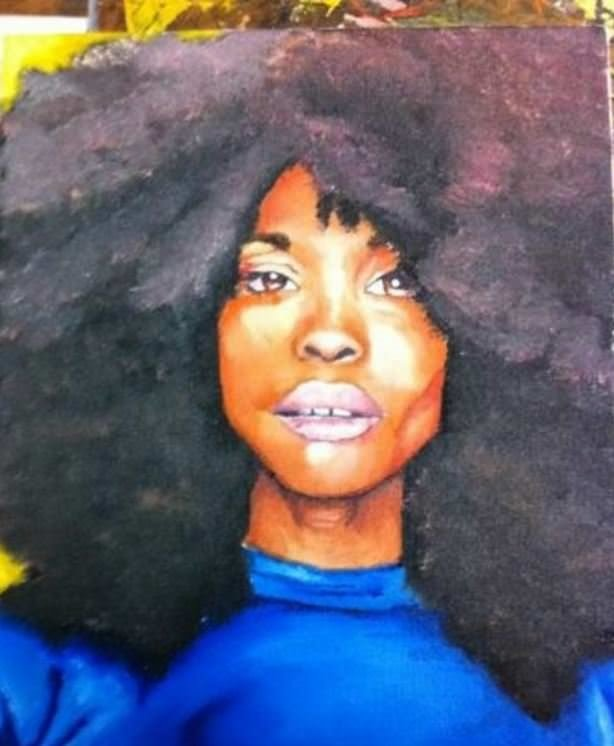 Parmakları olmayan ressam Desmond Blair