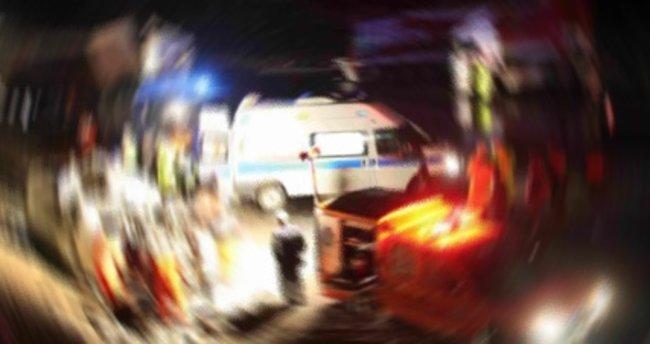 Eyüp'te trafik kazası: 2 ölü