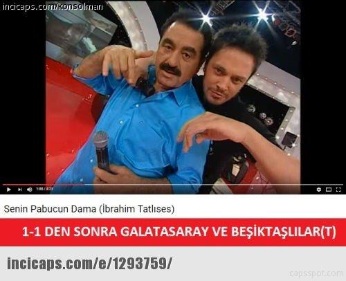 Fenerbahçe-Alanyaspor maçı sonrası Caps'ler