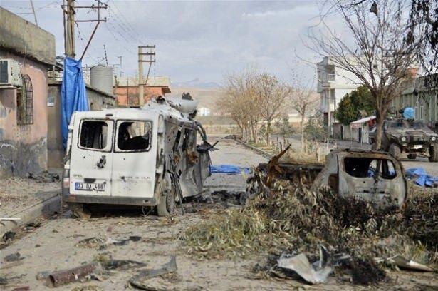 PKK'lı teröristler ne yapacaklarını şaşırdı