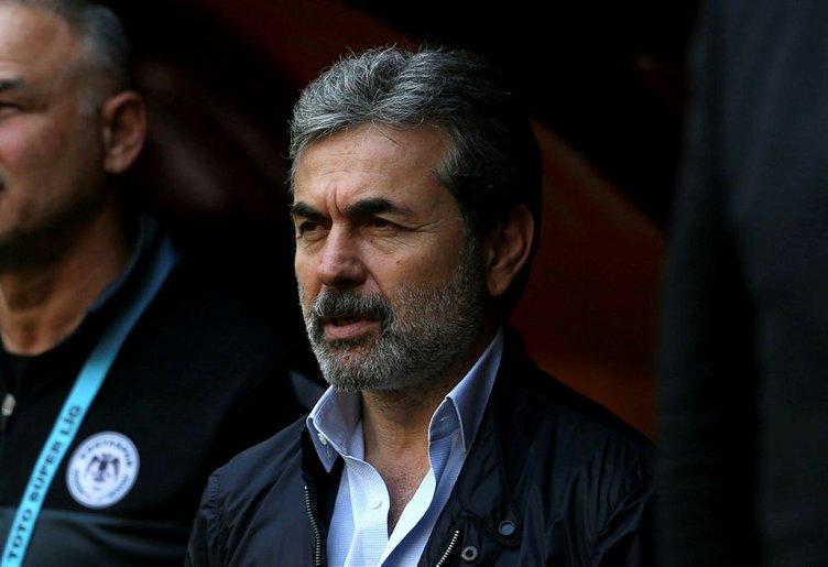 Aykut Kocaman: Bugün yarın Fenerbahçe ile imzalarım