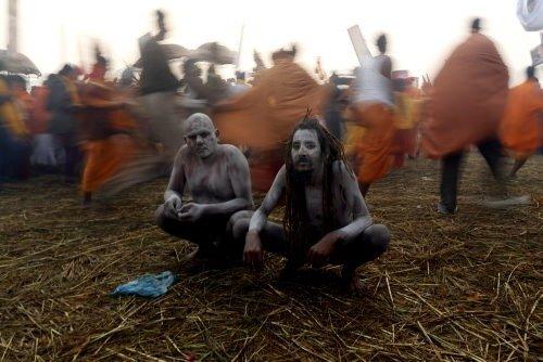 Mağaradan sadece festivalde çıkıyorlar