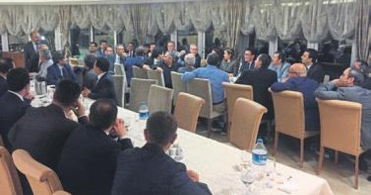 Antalyalılardan Başkent buluşması
