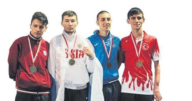 Tekvandocular 2 bronzla döndü
