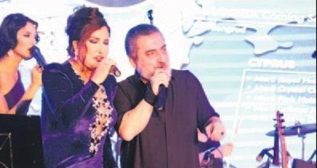 Montenegro'da dört saat konser