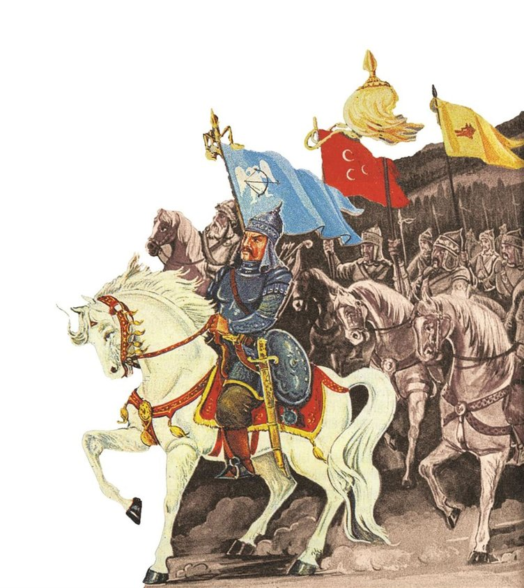 Sultan Alparslan, sözün gücünü kullandı