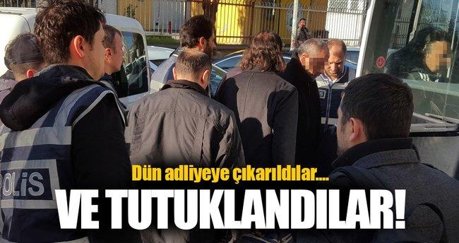 FETÖ soruşturması kapsamında 8 akademisyen tutuklandı