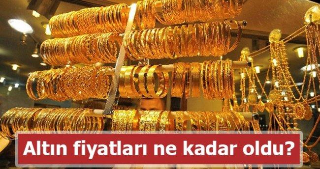 Bugün Çeyrek altın fiyatları ne kadar, kaç tl oldu? Güncel altın fiyatları... 01.12.2016