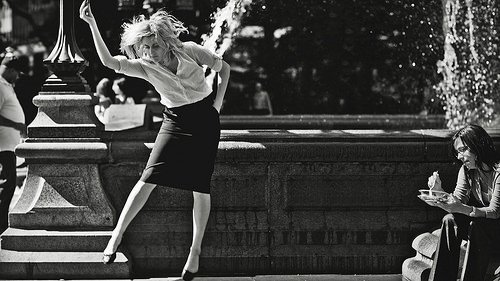 Frances Ha filminden kareler
