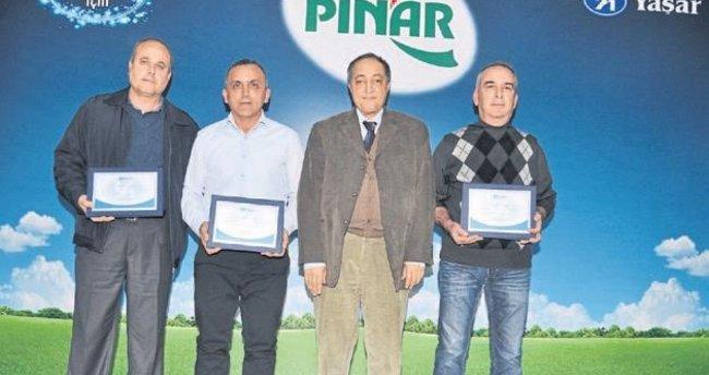 Pınar Süt 43 yaşında