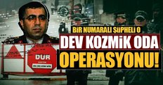 Ankara merkezli 'Kozmik oda' operasyonu!