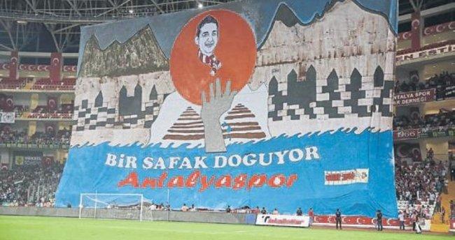 Stadyum artık Antalyaspor'un
