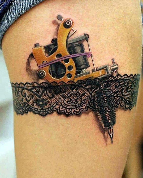 Dövmeye bakış açınızı değiştirecek dövme modelleri