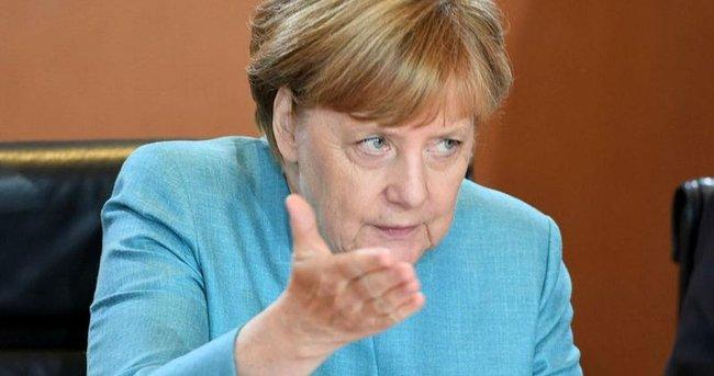 Merkel'den tepki çeken GB açıklaması