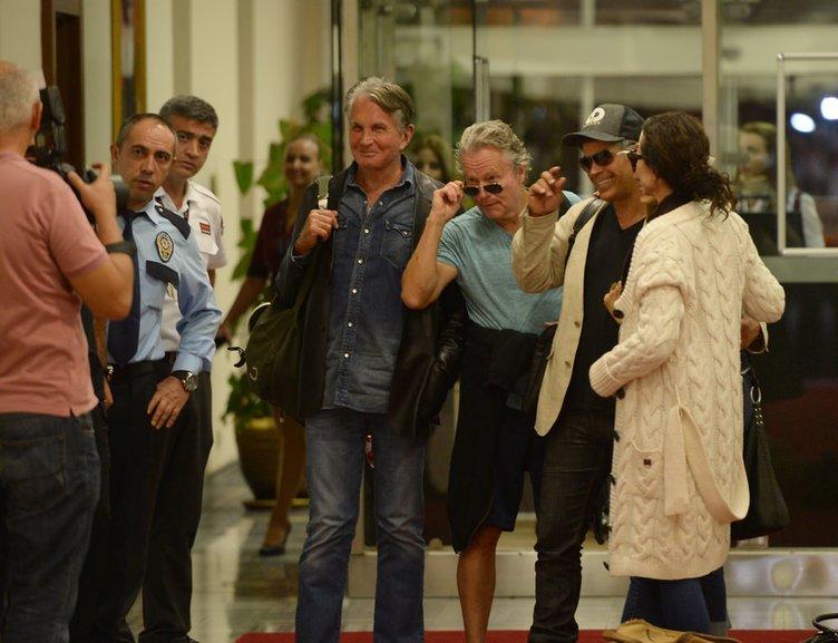 Sinemanın dünya yıldızları Antalya'da