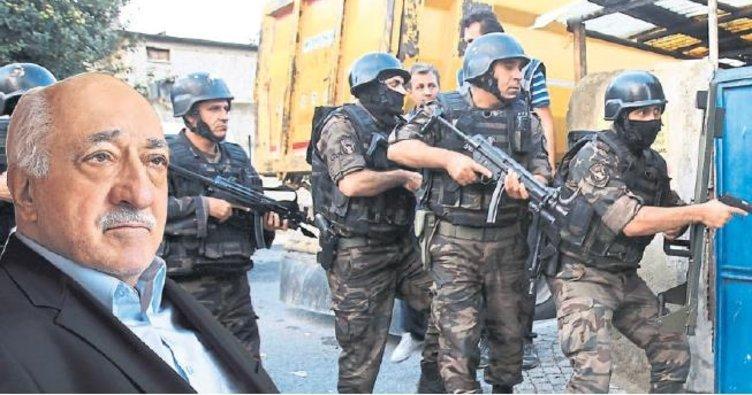 İzmir polisi örgütü darmaduman etti