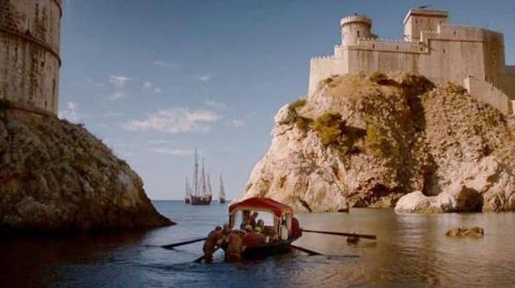 Dubrovnik'te bir Game of Thrones turu