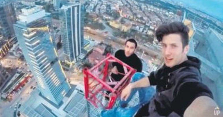 Çılgın selfie'ci Pavel Smirnov Ankara'da