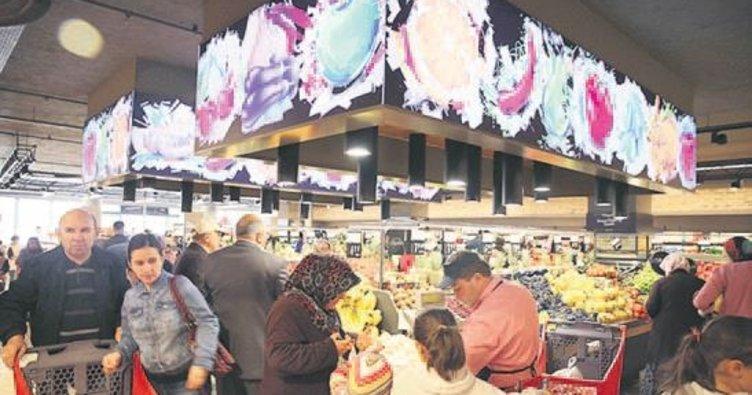 Ramazanda marketlerde gıdaya zam yok