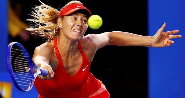Sharapova'nın cezasına indirim