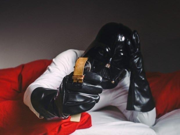 Darth Vader'ın ev hali