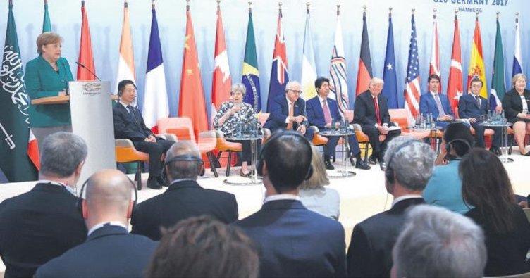 G20'den serbest ticaret kararı çıktı