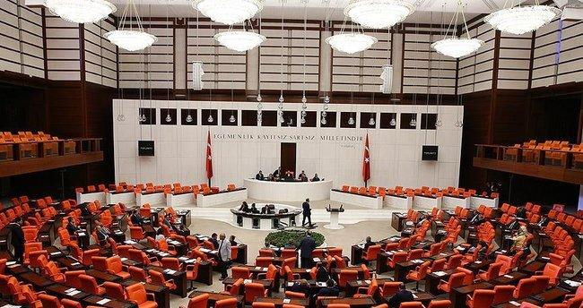 Meclis yeni yasama yılına yoğun gündemle başlayacak
