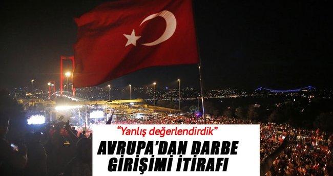 Türk halkını anlayamadık
