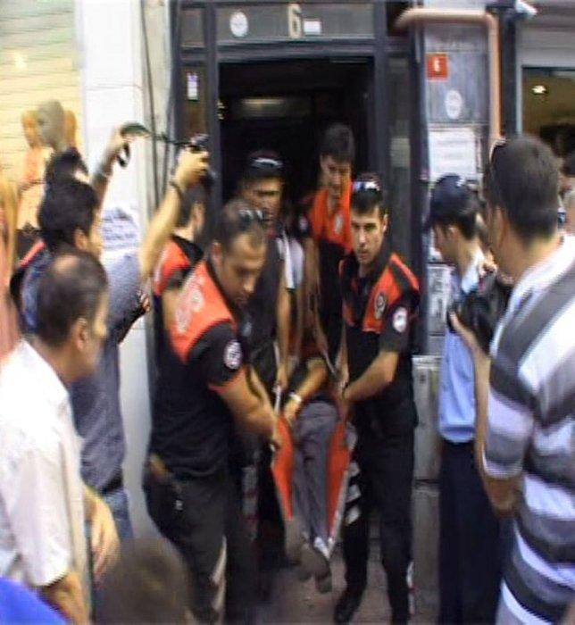 Bakırköy'de silahlı saldırı